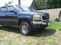 Make: GMC Mileage: 230,000 Mi Year: 2003 Condition: