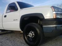 2004.5 Chevy Duramax LLY Turbo Diesel With Stock DUAL