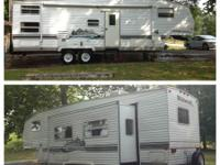 2004 5th Wheel Camper for Sale - 31FT with 16FT slide