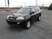 2004 Acura MDX Exploring with 109k miles. AMONG THE