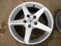 I Have 4 Nice Acura rsx type s rims. wheesl fit 02 03
