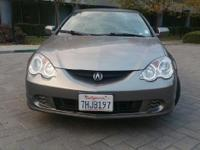 Options:  2004 Acura Rsx Type-S 2Dr Hatchback|Gray|Abs
