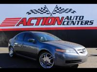 Beautiful and reliable ONE OWNER '04 Acura TL w/