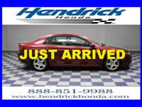 *** 2004 Acura TL *** CARFAX: 1-Owner, Buy Back