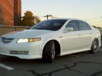 Hello I have this Acura TL for sale it has the 3.2