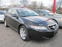 You're going to enjoy the 2004 Acura TSX! It merely