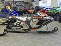"2004 Ad Boivin Snow Hawk 600 Rotax 136"" is in showroom"