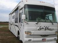 2004 Alfa Seeya Series M-40FD. Features of this RV