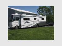 AN EXCELLENT 36 FOOT 2004 ALLEGRO BAY COACH WITH ONLY