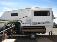 2004 Alpenlite Limited Cheyenne 950 Pickup Camper.