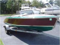 2004 Alsberg Classic Runabout Boat is located in
