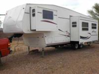 2004 Ameri-Camp MNS 5th Wheel This amazing RV has new