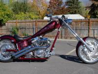 Up for sale is a 2004 American Ironhorse Texas Chopper