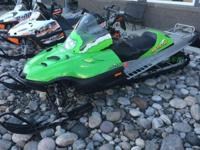 Make: Arctic Cat Mileage: 99 Mi Year: 2004 Condition: