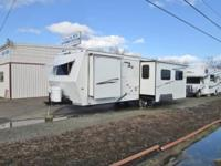 2004 Arctic Fox travel trailer...30 ft2 slideouts One