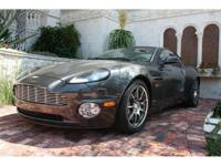This is a Aston Martin, Vanquish for sale by Ideal