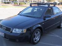 Vehicle Info $7,998*   2004 Audi A4 1.8T Quattro