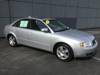 EPA 28 MPG Hwy/20 MPG City! CARFAX 1-Owner, Clean. 1.8T