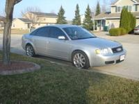 2004 Audi A6 Twin Turbo S-line edition Always adult