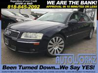 Options:  2004 Audi A8 Join Our Family Of Satisfied