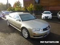 WOW, super clean and great A8L with excellent options,