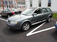 For Sale 2004 Audi Allroad, Only 86000 miles,  2.7