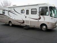 2004 Coachmen Aurora 3480DS Ford chassis, 5.5 onan gen