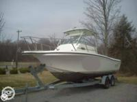 Nice 04 Baja Walk with 850 hours, includes: -