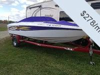You can own this vessel for just $278 per month. Fill