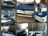 Selling this amazing 2004 18' bayliner 175. Inline 4