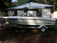 - Stock #079810 - This 2004 Bayliner 175 Bow Rider is