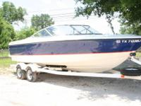 For Sale 2004 Bayliner 215 Classic bowrider 5.0