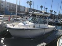 Boat is located in Marina Del Rey,CA.Please contact the