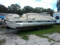 2004 Bennington pontoon model 227 FSi - Fishing model