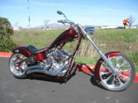 107 cu. in. 2004 Big Dog Motorcycles Chopper NICE CLEAN