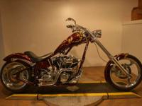 2004 Big Dog Motorcycles Chopper Softail chopper with