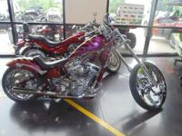 in. 2004 Big Dog Motorcycles Chopper Awesome Bike! Call