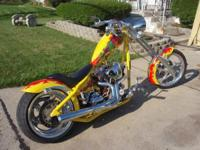 2004 Big Dog Chopper. Open to trade for newer Harley