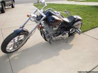 107 C.I ? 1750CC S&S ENGINE BAKER SIX SPEED BELT DRIVE