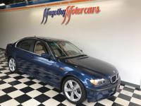 Options:  2004 Bmw 3 Series 330I |Orient Blue