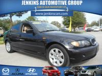 2004 BMW 3 Series 4 Dr Sedan AWD 325xi Our Location is:
