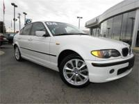 2004 BMW 330xi, All wheel drive. Extremely clean!