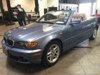 2004 BMW 3 Series Coupe 325Ci Our Location is: Lexus