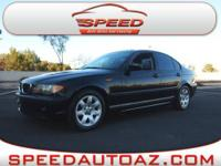 004 BMW 325I sedan with premium package -sports package