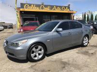 Options:  2004 Bmw 5 Series 530I|Silver|Buy Here-Pay