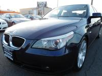 1-OWNER * LOW MILEAGE * 530i * SPORT PACKAGE * PREMIUM
