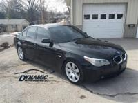 What an AWESOME 530i BMW! LIKE NEW inside and out, lots
