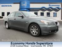 Options Included: 5 Passenger Seating, AM/FM Stereo &