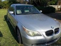 2004 BMW 545I, THIS THING IS FAST !,  this is a