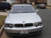 Obtaining a more recent car, so my 2004 BMW high-end